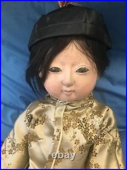 25 Japanese tradition Ichimatsu antique Doll Meiji Period 1868 1912