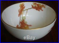 A Japanese Satsuma bowl, by Yabu Meizan, Meiji period
