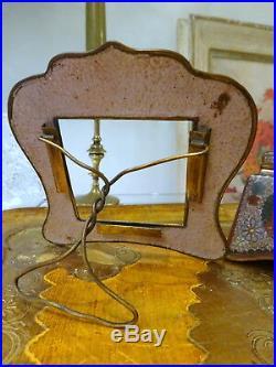 Amazing Antique Japanese Cloisonne Enamel Desk Set Meiji Period