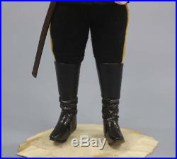 Antique Imperial Japanese Army Dolls Meiji Period
