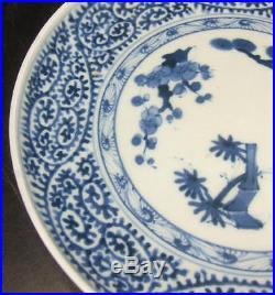 Japanese OLD IMARI Plate TAKO-KARAKUSA MEIJI PERIOD (+/- 120 y. O.) #F599