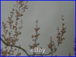 Japanese Satsuma Punch Bowl Punchbowl signed Senzan, Meiji period 12