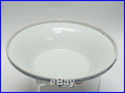 Large Antique Meiji Period Japanese Imari Lidded Bowl 9 5/8