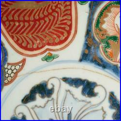 Set (6) Meiji Period Japanese Imari Porcelain Plates